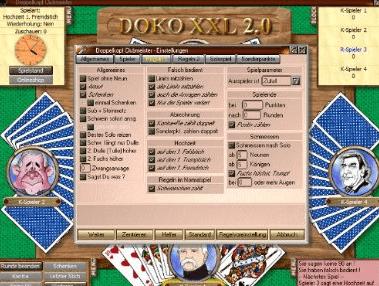 Doppelkopf Programm Clubmeister XXL2