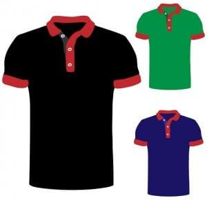 Mögliche Doppelkopf T-Shirts in diversen Farben