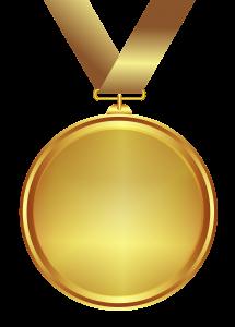 Doppelkopf Medaille